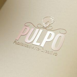 Logo Pulpo Publicidad